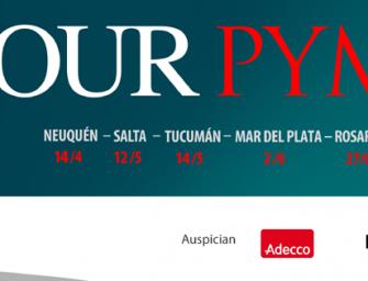 La 8va edición del Tour Pyme
