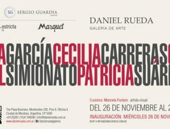 Daniel Rueda Galería de arte presenta su nueva muestra