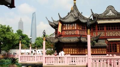Shanghai, La China moderna