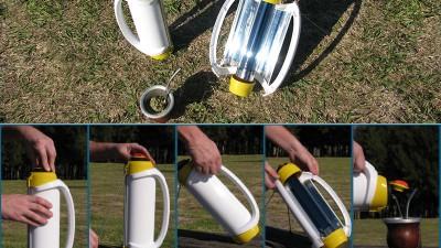 Solarmate: el termo solar Argentino