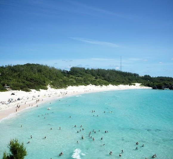 Bermudas, con encanto isleño