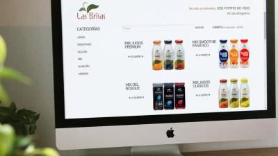 Las Brisas, Alimentos Orgánicos  presenta su Tienda Online