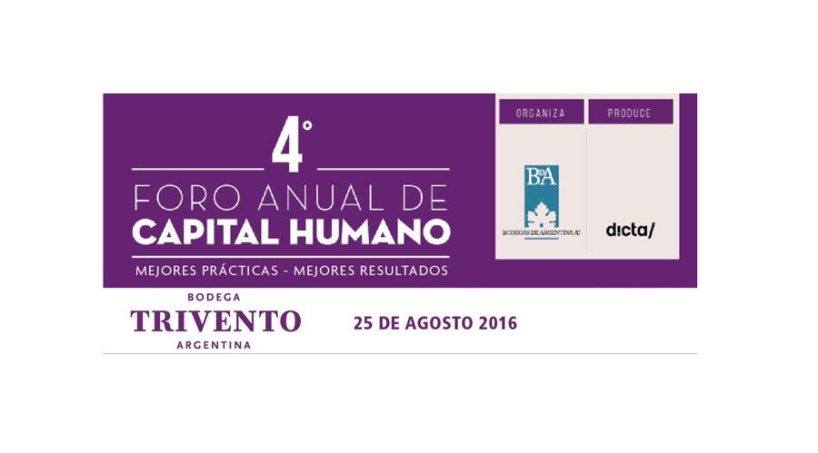 Llega el Foro Anual de Capital Humano | Revista Alta Gama