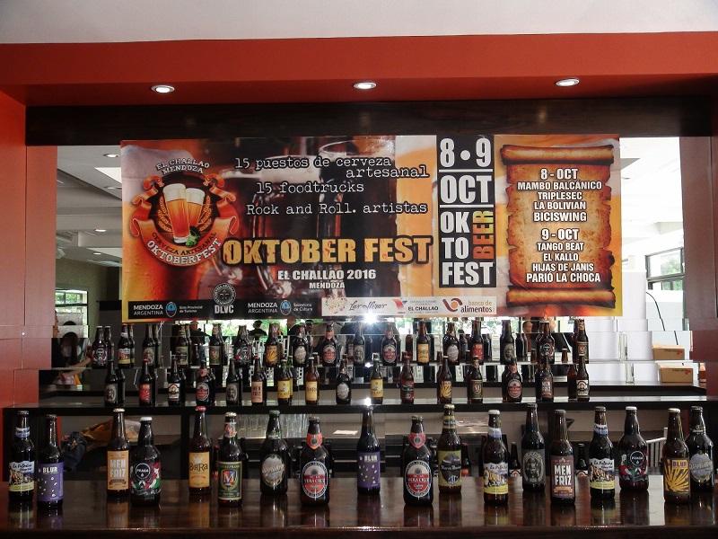 """Las Heras se prepara para la """"Oktoberfest 2016"""""""