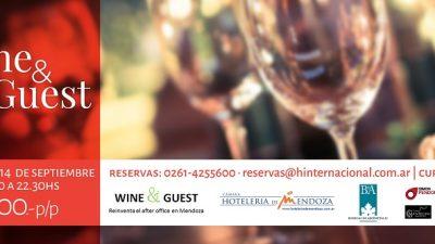 Llega una nueva edición de Wine & Guest