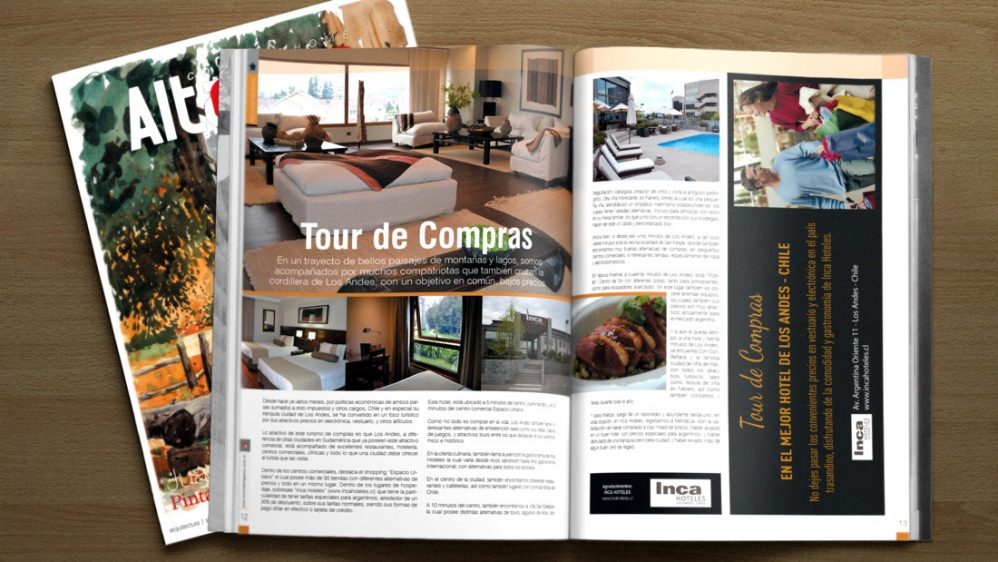 Inca Hoteles, alojamiento ideal para realizar tu tour de compras