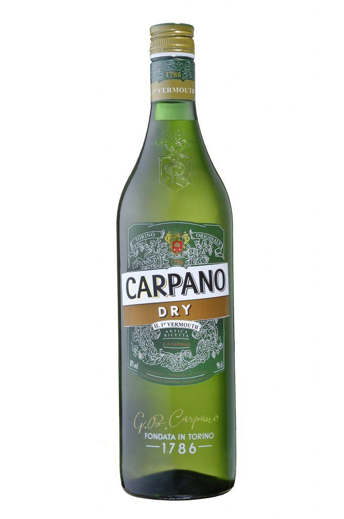 Lo que dejó Carpano en BA CÓCTEL