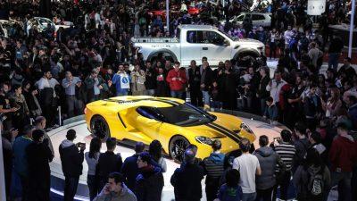 Más de 500.000 visitantes pasaron por el Salón del Automóvil