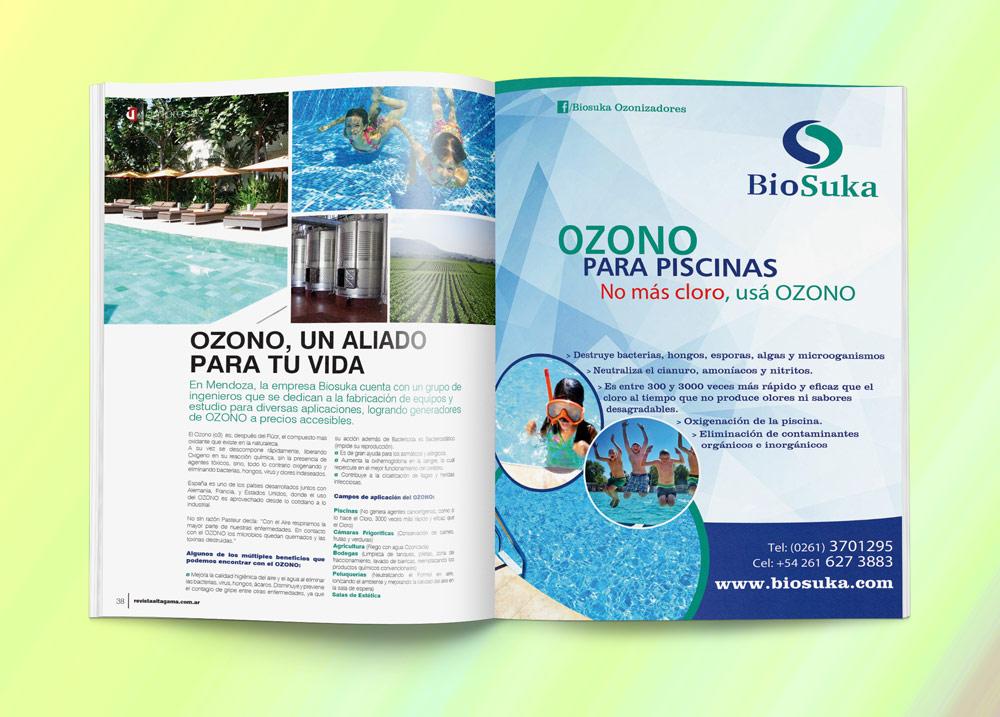 Ozono, un aliado para tu vida