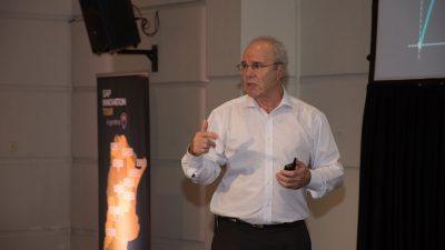 Empresarios locales fueron capacitados en el SAP Innovation Tour