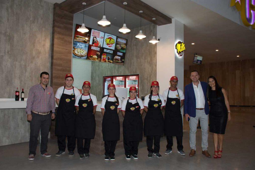 Inauguración Mittos Good Food