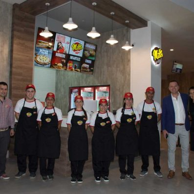 Inauguración Mittos Good Food