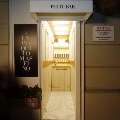 El bar más finito del mundo