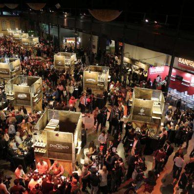 Más de 9.000 visitantes en Vinos & Bodegas