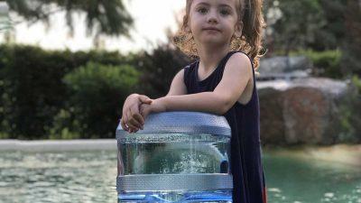 Shekinah es Agua pura optima para el consumo humano,  con los mas altos estándares de calidad