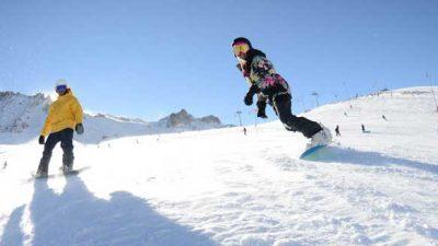 Las Leñas presentó su Temporada invernal 2019