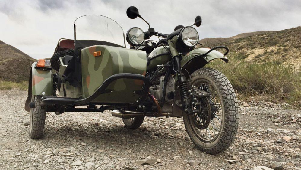 Ural Motorcycles – De los Montes Urales a Los Andes