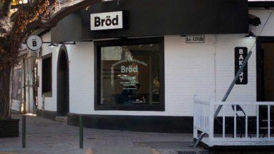 Bröd se expande en plena crisis
