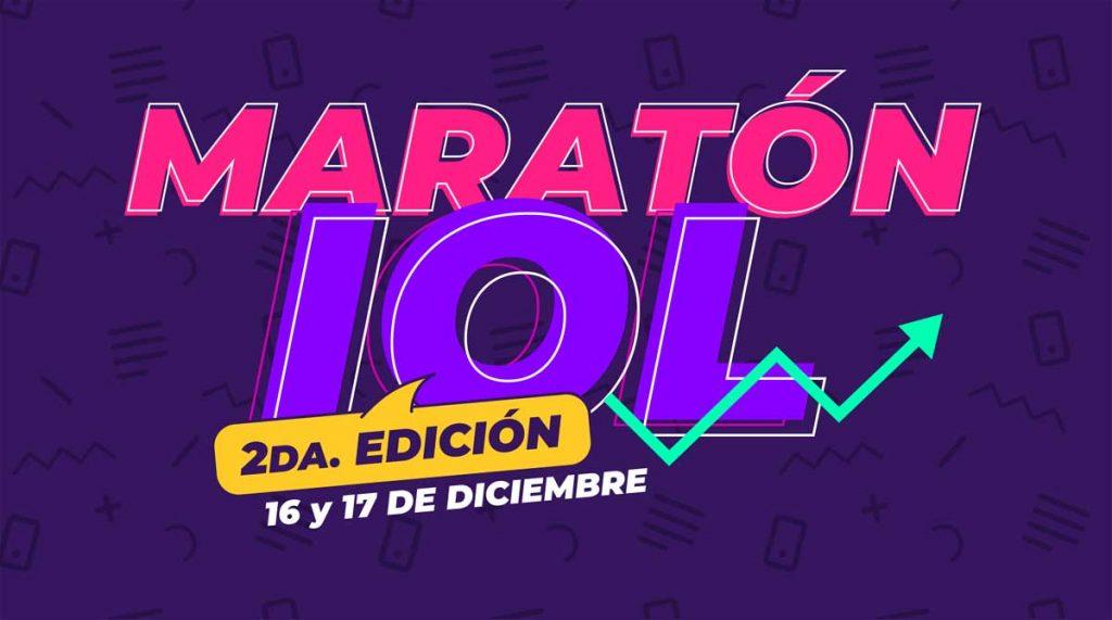 invertirOnline presenta  la 2da. Edición del Maratón IOL